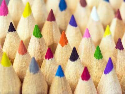 Farbpunktur Licht und Farben